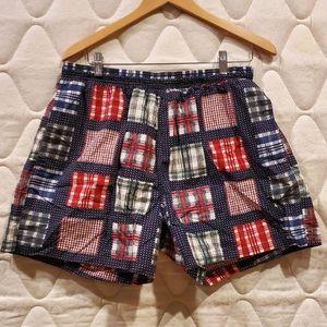 Cant men's patchwork bathing suit  vintage